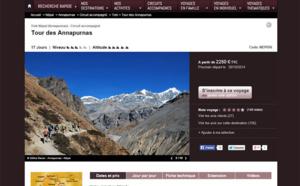 Népal : les randonneurs, victimes d'un brusque changement de climat