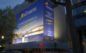 Île-de-France : eDreams s'affiche en grand sur l'axe le plus fréquenté d'Europe