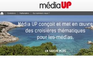 Média Up élabore des croisières thématiques pour aider les médias à se diversifier