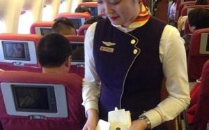 """Dons à bord : Hainan Airlines déploie son programme """"Change for Good"""" sur 16 nouvelles lignes"""