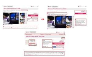 Mercure améliore son taux de réservation grâce au web testing