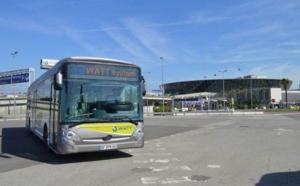 Nice : l'aéroport teste un bus électrique à autonomie illimitée