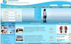 Aquarêva.com : une nouvelle agence en ligne spécialiste du bien-être