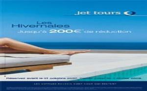 Jet Tours lance son opération ''Les Hivernales''