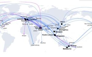 Airbus A380 : comment le super Jumbo tisse-t-il sa toile dans le ciel mondial ?