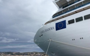 Costa Croisières in Marseille: a convenience mariage turned love story