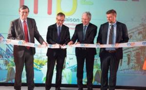 Marseille Provence inaugure les nouveaux espaces du terminal low cost
