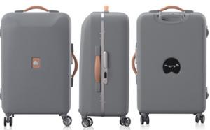 Pluggage : la valise de Delsey qui vous donne la météo et qui recharge votre smartphone !