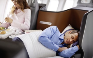 Lufthansa: I tested the Business Class