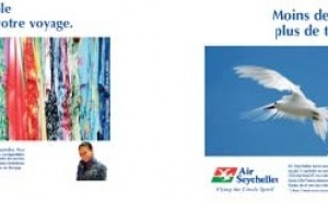 Air Seychelles : nouvelle campagne dans la presse pro