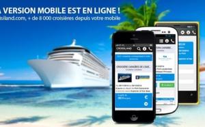 Croisiland.com lance sa version mobile