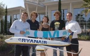 Ryanair et l'OM signent un partenariat publicitaire