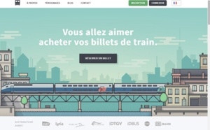 Billets de train : Capitaine Train lève 5,5M€