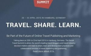 """""""Social Travel Summit"""", le rendez-vous du marketing en ligne et des médias sociaux"""