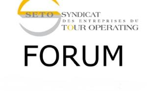 SETO : sécurité, garantie et Directive voyages à forfait au programme du 6e Forum