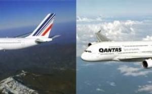 Air France : Bali au départ de Paris en partenariat avec Qantas