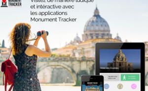 Encore plus de fonctionnalités sur l'application Monument Tracker
