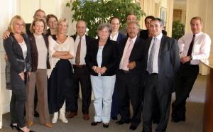 Conseil Exécutif des Réceptifs : Marie-Christine DUBOSCQ, réélue