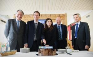 Deauville : Ryanair se prépare pour le débarquement en Normandie...