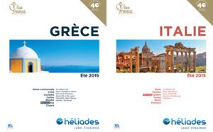 Héliades rajoute Kos et la Calabre à sa brochure Eté 2015
