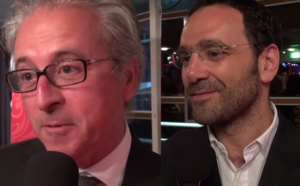 "Vœux 2015 : ""Que les clients se déplacent, se rencontrent et fassent des affaires"" (VIDÉO)"