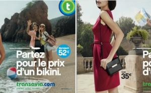 Transavia mise sur le photobombing pour sa nouvelle campagne de communication