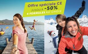 MMV Hôtels et Résidences lance des offres spéciales CE