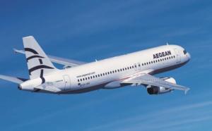 Aegean Airlines : vols Paris CDG-Larnaca (Chypre) dès le 30 mars 2015
