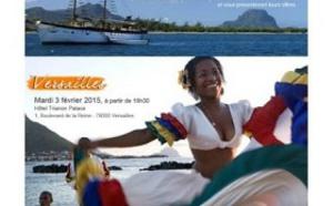 Île Maurice : Les Escales Mauriciennes en France du 3 au 5 février 2015