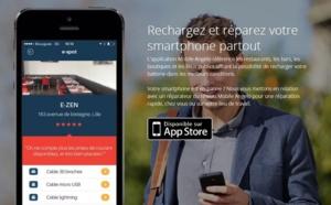 Mobile Angelo : une application qui met fin à l'angoisse de la panne de batterie