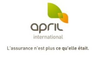Assurances : April forme les agents de voyages français du 19 février au 30 avril 2015