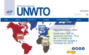 OMT : +4,7% de touristes internationaux en 2014 !