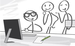 Chargé de support outils online : le médiateur entre l'homme et la machine