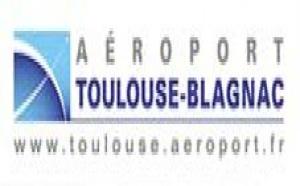 Toulouse-Blagnac : passagers en hausse de 5,1% en septembre