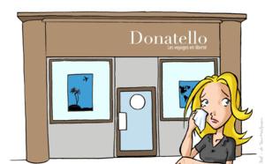 Léa : qu'on respecte le souvenir du moribond et qu'on enterre Donatello décemment !