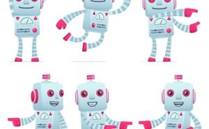 Cet été au club-vacances, mon animateur sera un robot