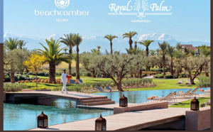 Beachcomber Tours : challenge de ventes sur le Royal Palm Marrakech