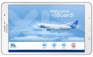 Location de tablettes : le service de XL Airways a séduit 3 000 passagers en deux mois
