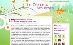 Enviesdecreuse.com : le CDT de la Creuse lance son 1er blog