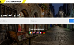Hertz : Smart Traveller, le concierge digital lancé en Irlande
