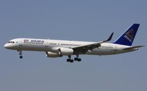 Air Astana : la compagnie du Kazakhstan à la conquête du marché français