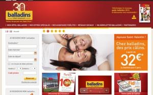 Balladins : 6 nouveaux hôtels vont rejoindre le réseau d'ici la fin du 2e trimestre 2015