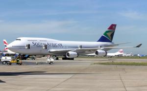 South African Airways au bord de la faillite, pourra-t-elle être sauvée par Etihad ?