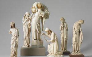 """Louvre Lens : nouvelle exposition """"D'or et d'ivoire. Paris, Pise, Florence, Sienne. 1250-1320"""""""