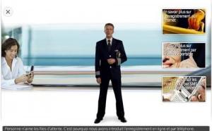 SAS : campagne de pub pour promouvoir les nouveaux services