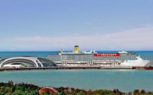 Costa Croisières : le Tour du Monde dédié au marché chinois est parti le 1er mars 2015