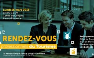 Aix-en-Provence : tables-rondes et conférences pour le RDV des Pros du Tourisme
