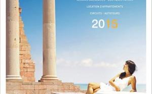 Salaün Holidays sort sa brochure Chypre 2015