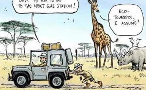 L'abus de gaz à effet de serre nuit gravement à la santé mentale !