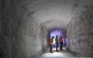 Islande : le plus grand tunnel de glace d'Europe ouvrira aux visiteurs fin mai !